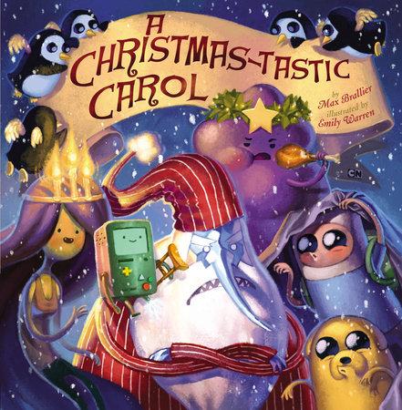 A Christmas-tastic Carol by Max Brallier