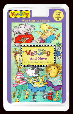 Wee Sing and Move by Pamela Conn Beall and Susan Hagen Nipp