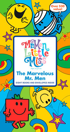 The Marvelous Mr. Men by Roger Hargreaves