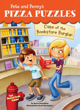 Case of the Bookstore Burglar #3 by Aaron Rosenberg