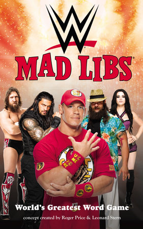 WWE Mad Libs by