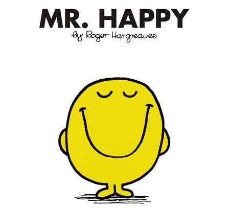 Mr Men Happy