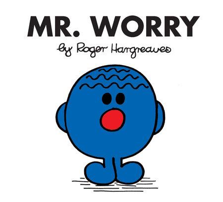 Mr Men Worry