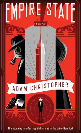 Empire State by Adam Christopher