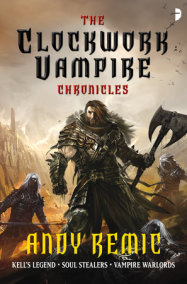 The Clockwork Vampire Chronicles