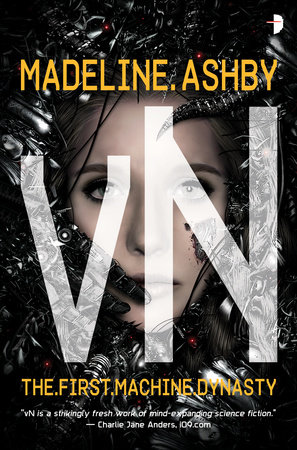 vN by Madeline Ashby