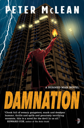 Damnation by Peter McLean