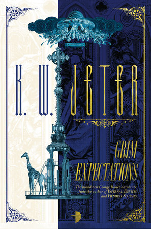 Grim Expectations by KW Jeter