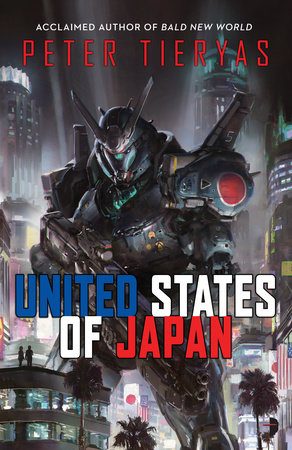 The cover of the book United States of Japan