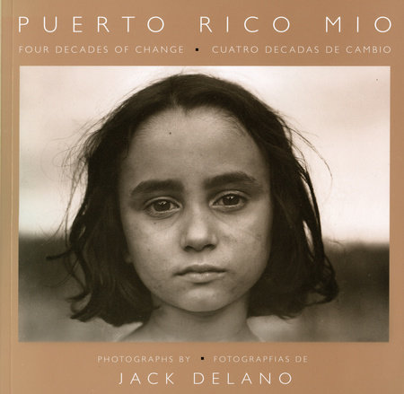 The cover of the book Puerto Rico Mio