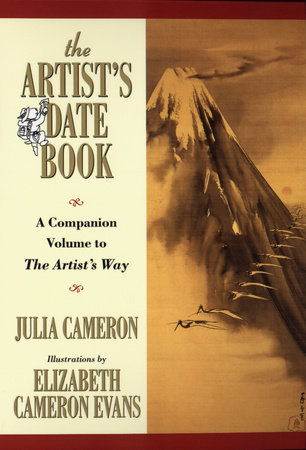 The Artist's Date Book by Julia Cameron