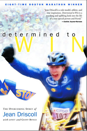 Determined to Win by Jean Driscoll