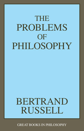 The cover of the book The Problems of Philosophy