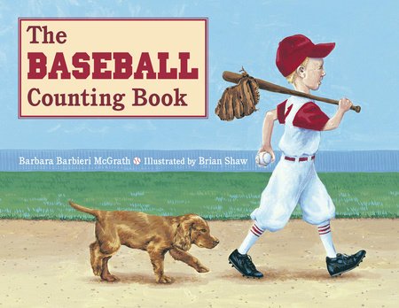The Baseball Counting Book