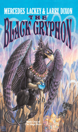 The Black Gryphon by Mercedes Lackey and Larry Dixon