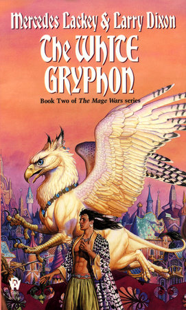 The White Gryphon by Mercedes Lackey and Larry Dixon