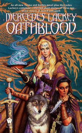 Oathblood by Mercedes Lackey