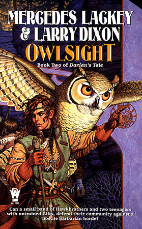 Owlsight by Mercedes Lackey and Larry Dixon