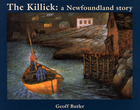 The Killick by Geoff Butler