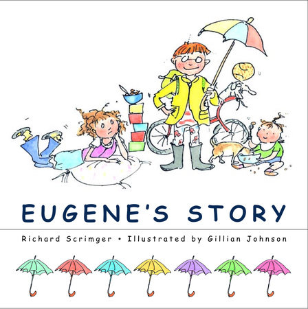 Eugene's Story by Richard Scrimger