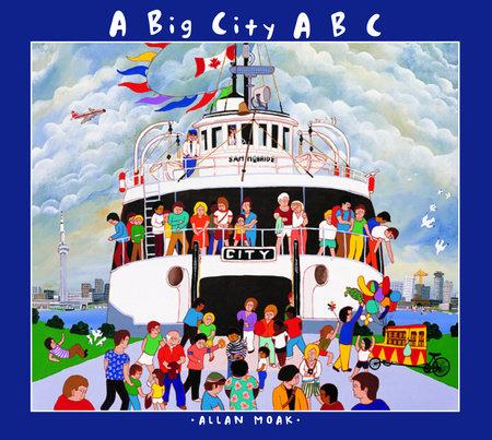 A Big City ABC by Allan Moak