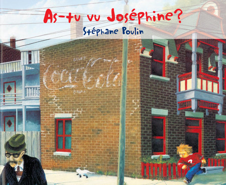 As-tu vu Josephine? by Stephane Poulin