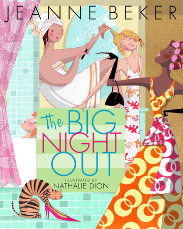 The Big Night Out by Jeanne Beker