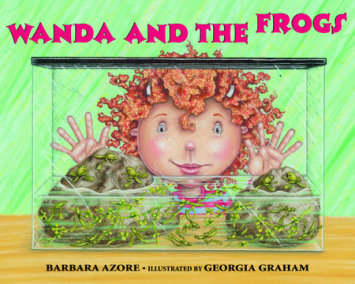 Wanda and the Frogs