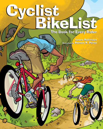 Cyclist BikeList by Laura Robinson