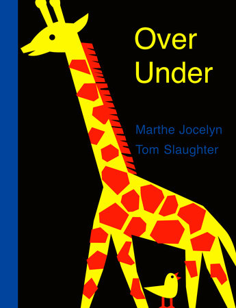 Over Under by Marthe Jocelyn