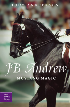 JB Andrew by Judy Andrekson