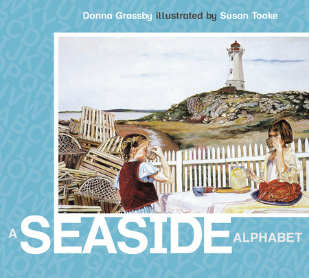 A Seaside Alphabet by Donna Grassby
