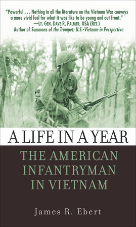 A Life in a Year by James Ebert