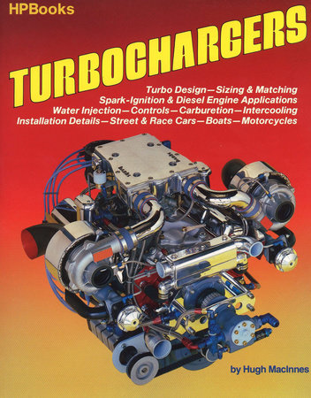 Turbochargers by Betty MacInnes