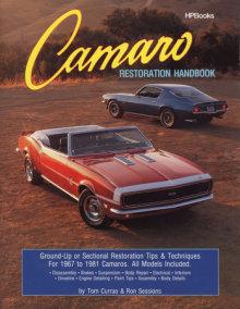 Camaro Restoration Handbook