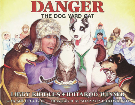 Danger The Dog Yard Cat