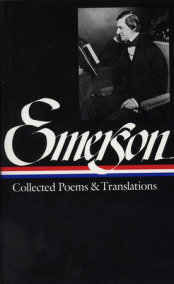 Emerson: Collected Poems and Translations