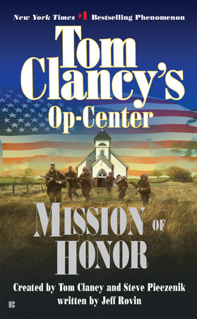 Mission of Honor by Tom Clancy and Steve Pieczenik