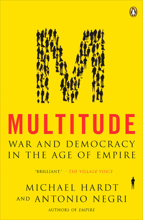 Multitude by Michael Hardt and Antonio Negri