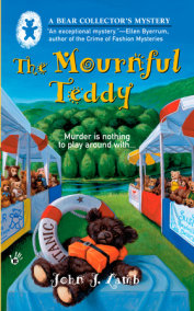 The Mournful Teddy