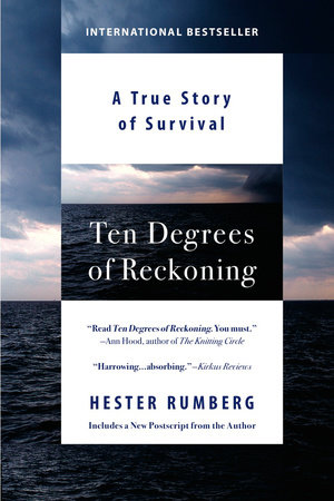 Ten Degrees of Reckoning by Hester Rumberg