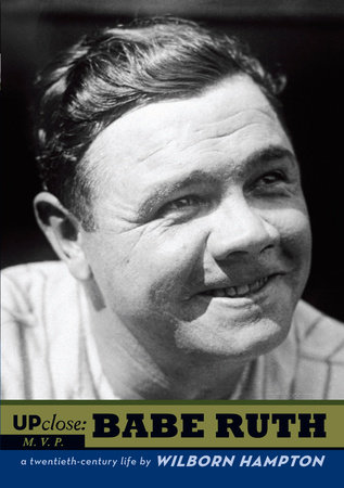 Babe Ruth by Wilborn Hampton