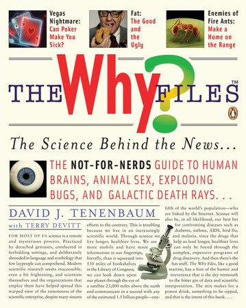 The Why Files by David J. Tenenbaum and Terry Devitt