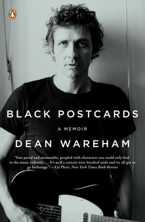 Black Postcards by Dean Wareham