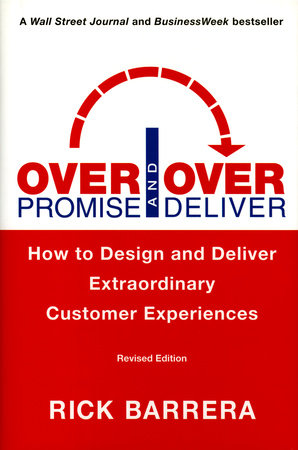 PP Overpromise and Overdeliver - Bound Galley by Rick Barrera