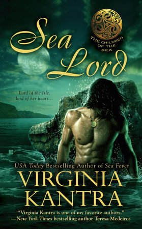 Sea Lord by Virginia Kantra