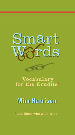 Smart Words by Mim Harrison