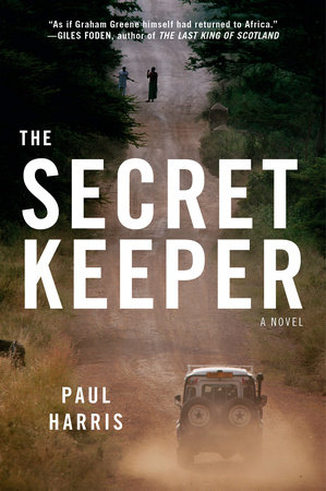 The Secret Keeper by Paul Harris