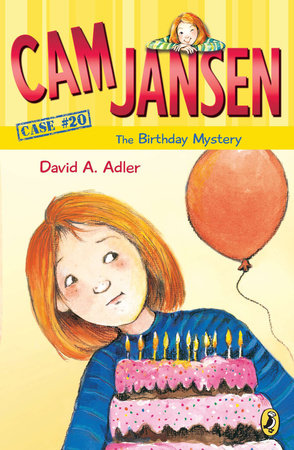 Cam Jansen and the Birthday Mystery #20 by David A. Adler