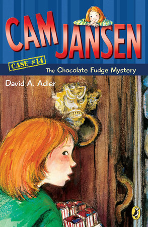 Cam Jansen and the Chocolate Fudge Mystery #14 by David A. Adler